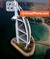 Dubai es el tema de pantalla