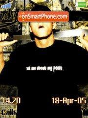 Eminem 12 es el tema de pantalla