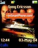 Fast And Furious 03 es el tema de pantalla