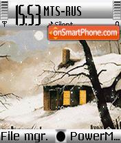 Snow 05 es el tema de pantalla