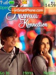 Kismat konnection es el tema de pantalla