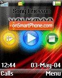 Walkman Color es el tema de pantalla