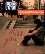 I Miss You 02 es el tema de pantalla