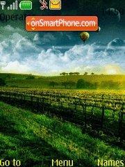 Landscape Theme V2 theme screenshot