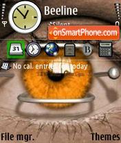 Oko theme screenshot