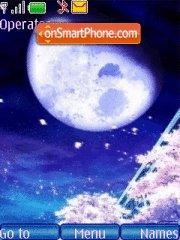 Moon tema screenshot