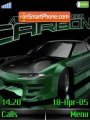 NfS Carbon es el tema de pantalla