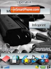 Gun 01 es el tema de pantalla