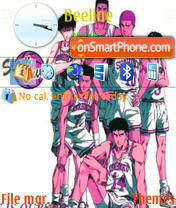 Slam Dunk anime theme screenshot