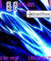 Blurple theme screenshot