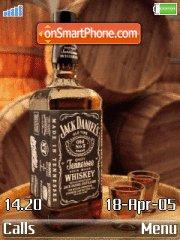JackDaniels theme screenshot