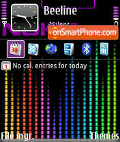 Скриншот темы Nokia eq