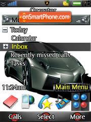 Lamborghini Revengton es el tema de pantalla