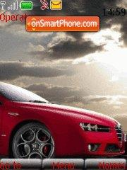 Alpha Romeo Brera S Theme-Screenshot