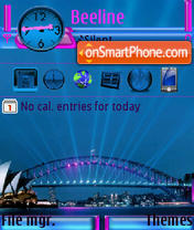 Sydney v2 s60v3 Theme-Screenshot