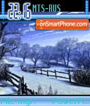 Winter 04 es el tema de pantalla