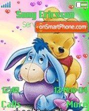 Sweet Pooh es el tema de pantalla