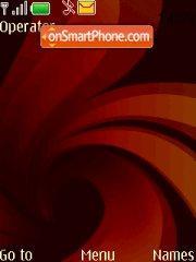 Velvet theme screenshot