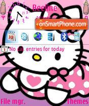 Kittybaby es el tema de pantalla