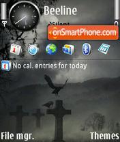 Скриншот темы Depression 01
