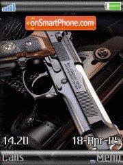 Gun Danger es el tema de pantalla