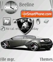 Lamborghini Embolado 01 theme screenshot