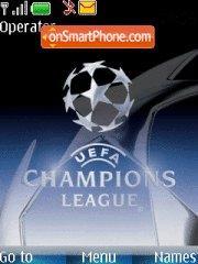 Champions League 04 theme screenshot