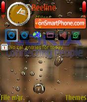 Скриншот темы NokiaBrown