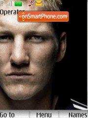 Bastian Schweinsteiger theme screenshot