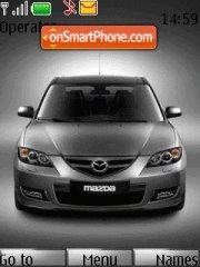 Mazda 3 theme screenshot