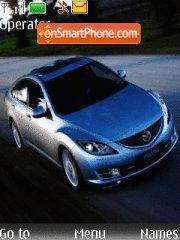 Mazda 6 theme screenshot