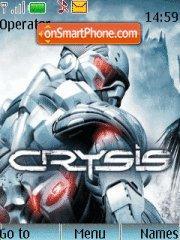 Crysis tema screenshot