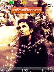 Muse - Matthew Bellamy theme screenshot