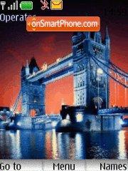 London theme screenshot