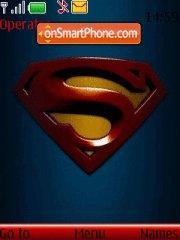 Supermen theme screenshot
