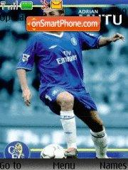 Adrian Mutu theme screenshot