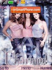 Charmed theme screenshot