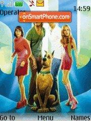 Scooby Doo theme screenshot