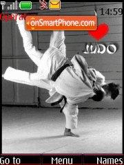 Judo tema screenshot