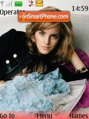 Emma Watson theme screenshot