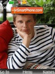 Andrei Arshavin theme screenshot