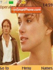 Pride & Prejudice theme screenshot