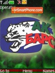 Ak Bars theme screenshot