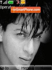 Shahrukh Khan theme screenshot