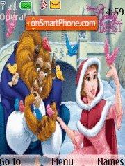 Beauty and the Beast es el tema de pantalla