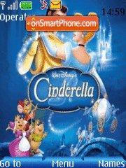 Скриншот темы Cinderella