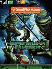 Tmnt theme screenshot