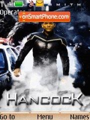 Hancock theme screenshot