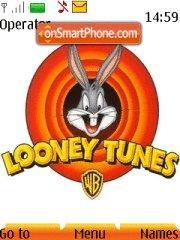 Looney Tunes theme screenshot