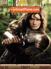 Prince Caspian theme screenshot